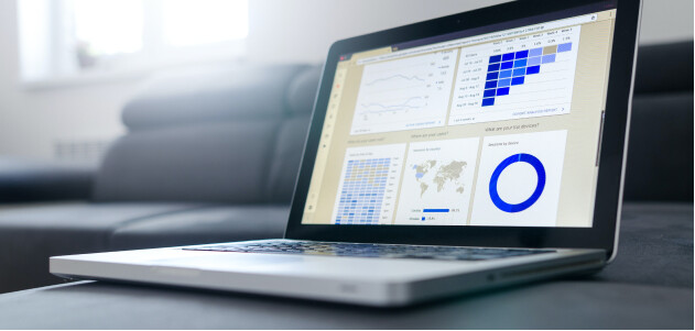 Real-time business intelligence reporting and dashboard for a clear view into your business