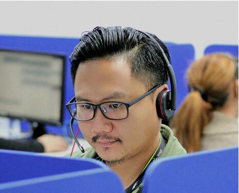 technical support representative