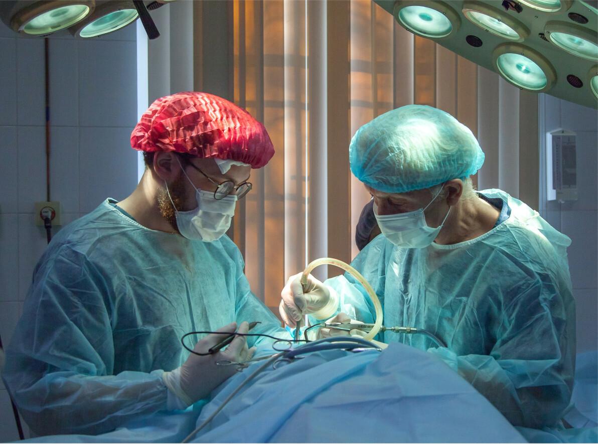 surgeons following regulations