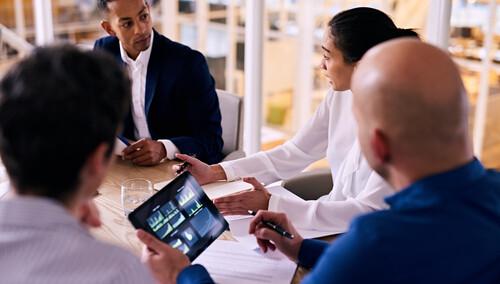 On-demand business intelligence